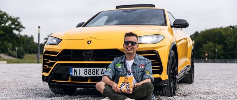 Paweł Wojnicz podróż za 10 mlilonów